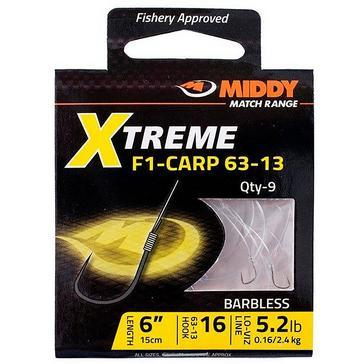 Multi Middy 12 X 6.1Lb Xtreme F1 Carp 63-13 Htn