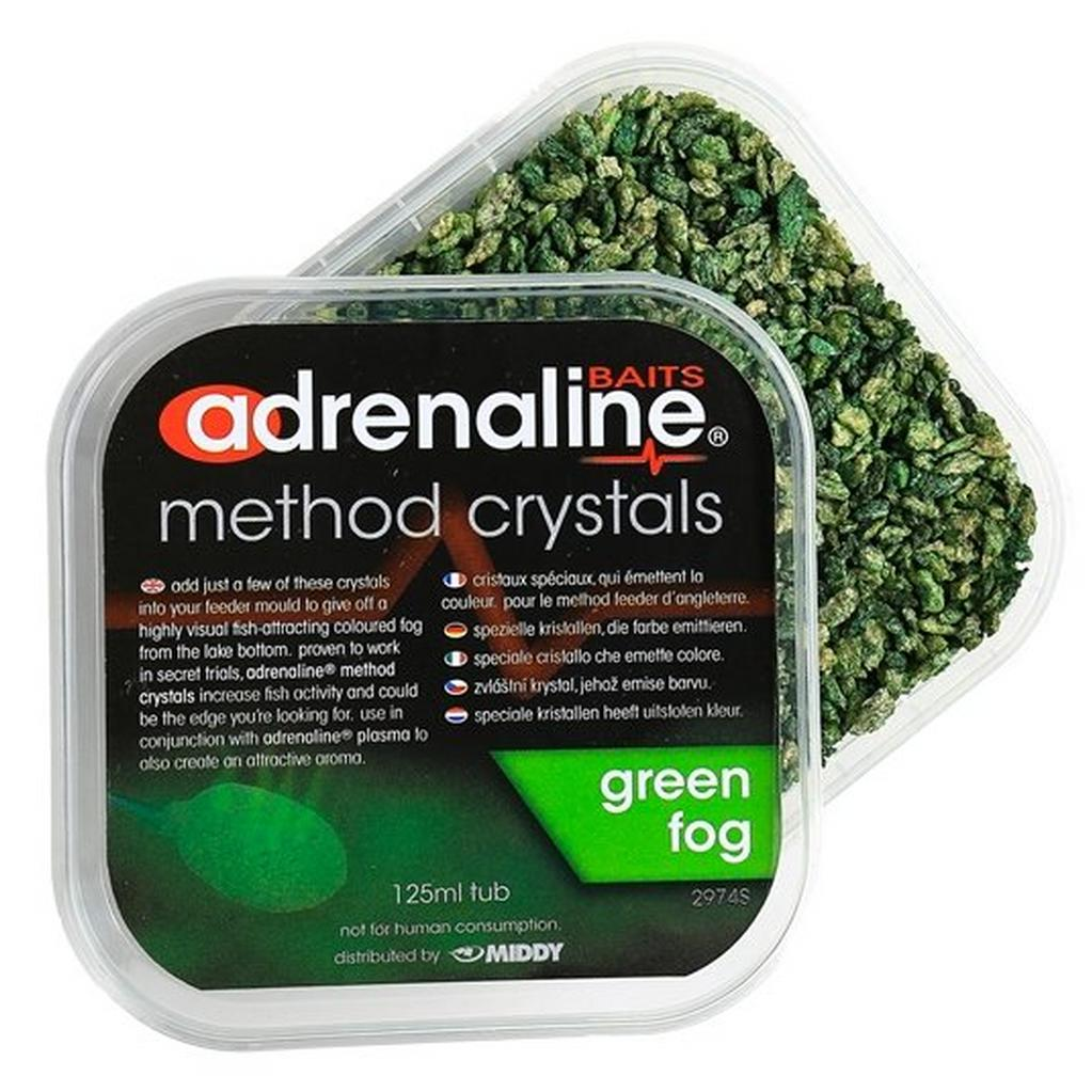 Green Adrenaline Mthd Crystals - Grn Fog image 1