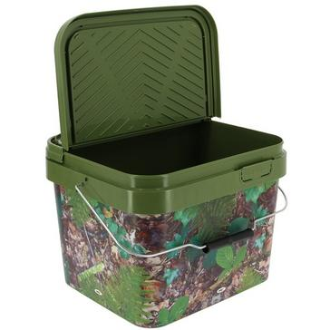Green NGT Camo Bucket 3 Litre