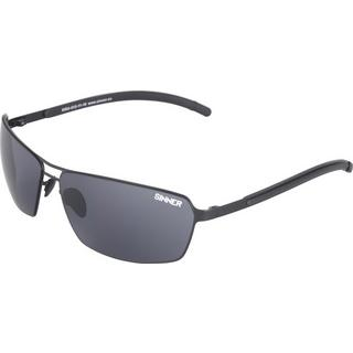 Madura Sunglasses (Matte Black/Smoke)