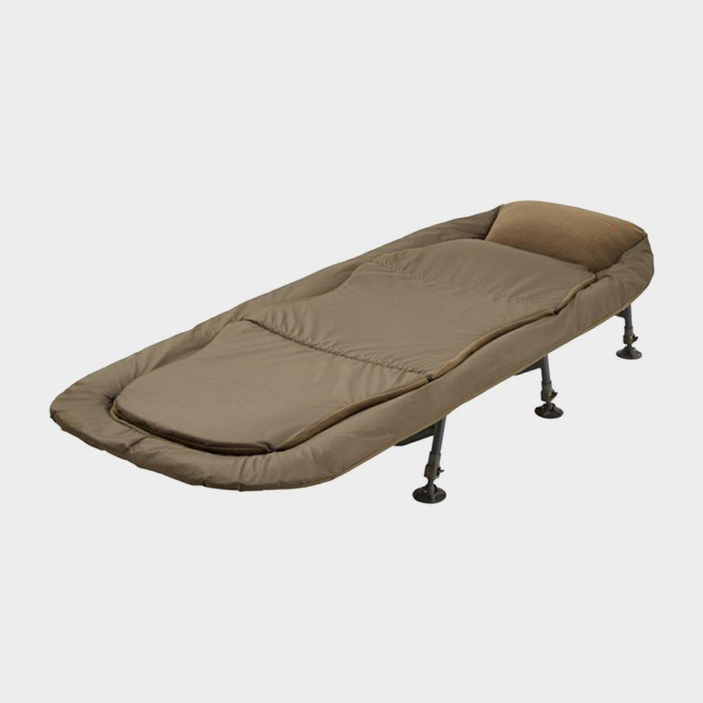 Brown Westlake Flat Out Bedchair image 1