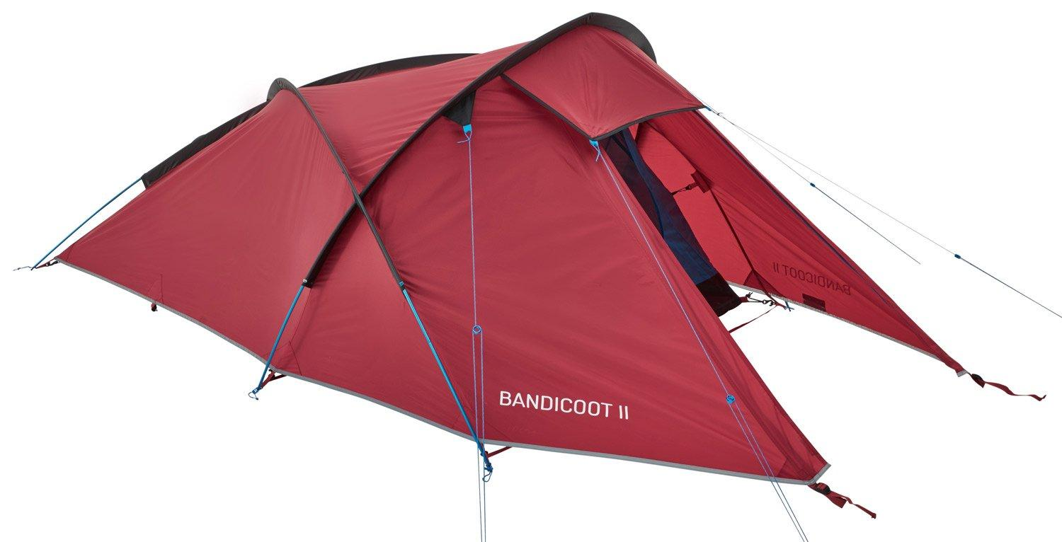 Red OEX Bandicoot II 2 Person Tent ...  sc 1 st  GO Outdoors & 1 u0026 2 Man Tents | Lightweight Backpacking Tent | GO Outdoors