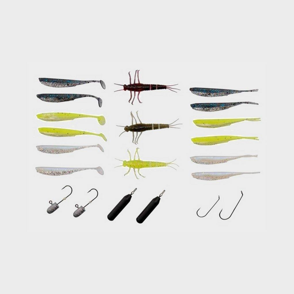 Multi SavageGear Mini Perch Kit 21Pcs image 1