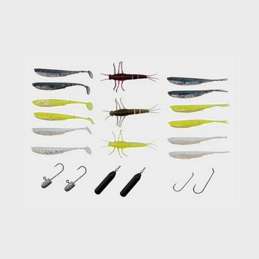 Multi SavageGear Mini Perch Kit 21Pcs