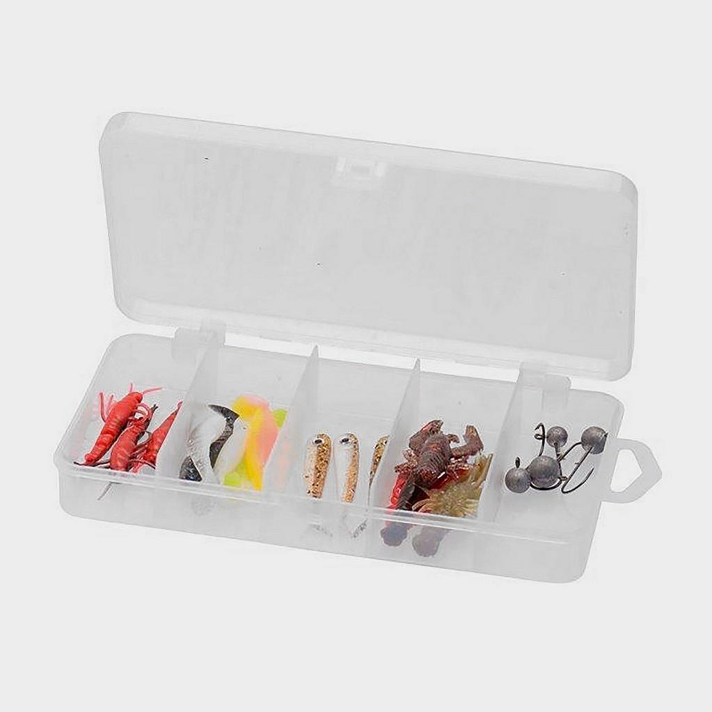 White SavageGear Perch Pro Kit2 Size S 23Pcs image 1