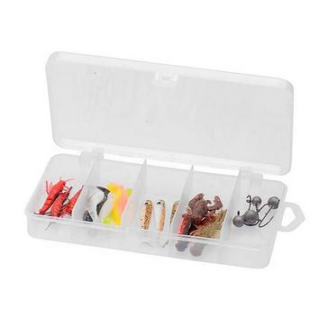 White SavageGear Perch Pro Kit2 Size S 23Pcs