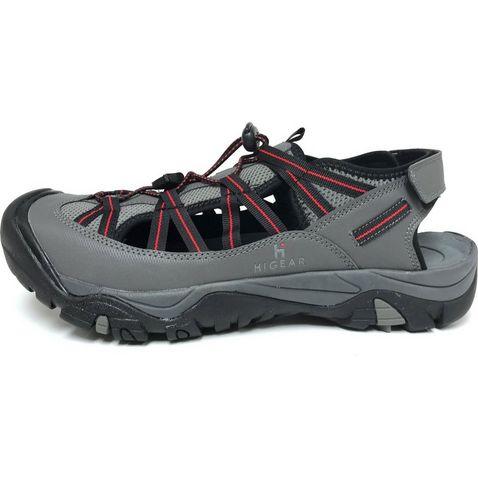 f118dfe4b Black-Grey HI-GEAR Men s Hydro Vyper Walking Sandals ...