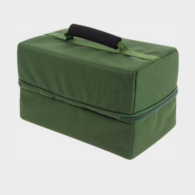 Green NGT Complete Rigid Carp Pouch image 3