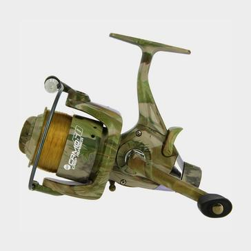 Green NGT Camo 60 3Bb Reel Line Ss