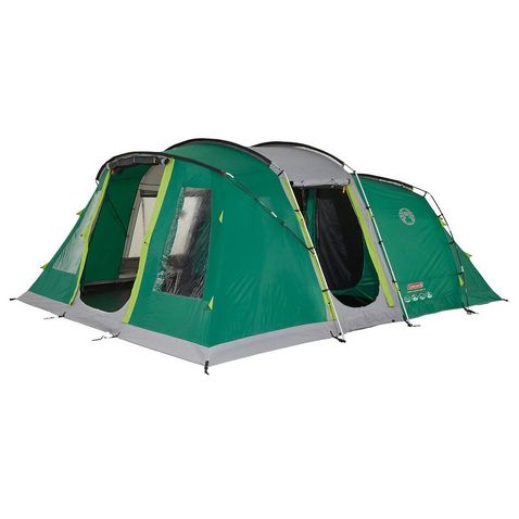 471da2c629 GREEN GREY COLEMAN Oak Canyon 6 Family Tent ...