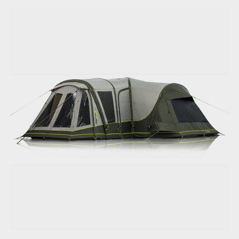 ef903139e1 BLACKBEAN-MOCCA ZEMPIRE Aerodome III Pro 8 Person Tent ...