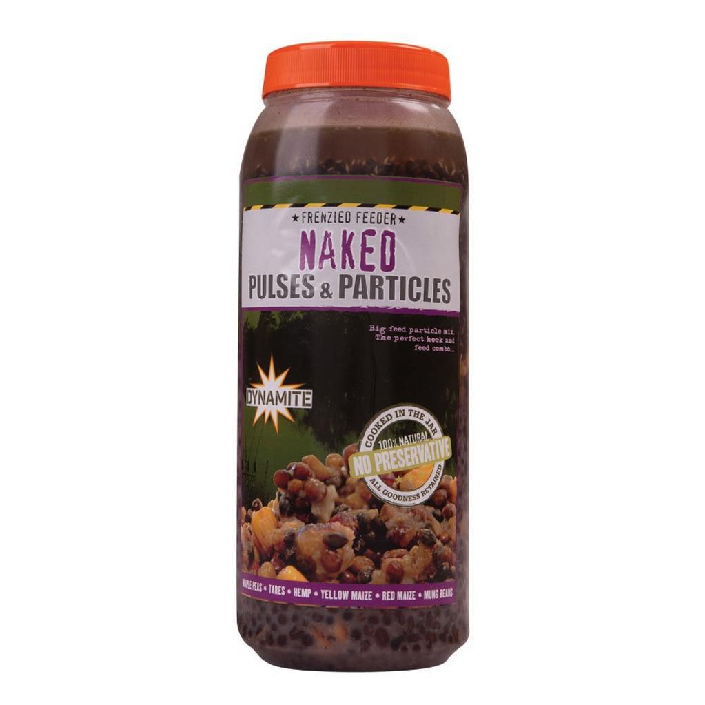 Brown Dynamite 2.5L Jar Naked Pulses & Particles image 1