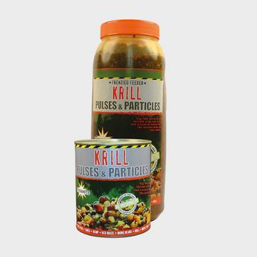 Brown Dynamite Frenzied Krill Pulses and Particles Jar