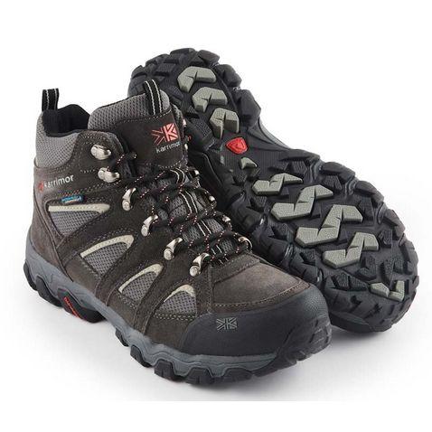 0dedc9481618 BLACK SEA KARRIMOR Men's Bodmin 5 WP Walking Boots ...