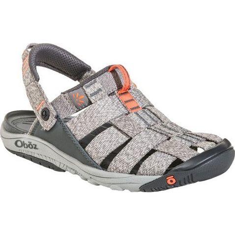 ce3541c6d981 HEATHER GRAY OBOZ Campster Women's Sandal ...