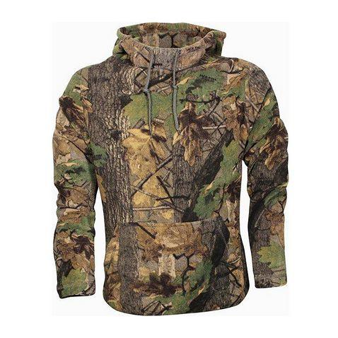 JACK PYKE THERMAL TREE CAMO GLOVES windproof fleece hunting fishing mittens
