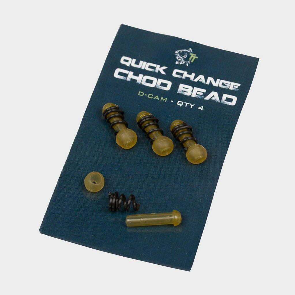 Clear NASH Quick Change Chod Bead image 1