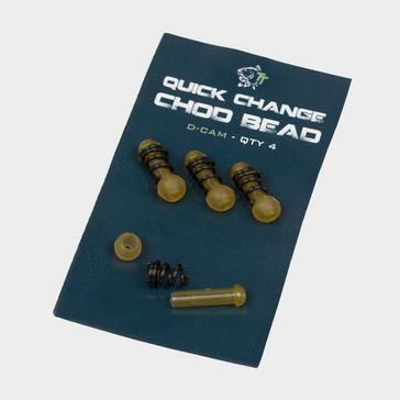 Clear NASH Quick Change Chod Bead