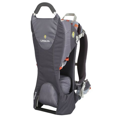090d401d79 Grey LITTLELIFE Ranger S2 Premium Child Carrier ...