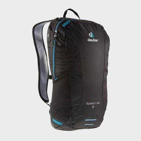 b63ea94286ac Black DEUTER Speed Lite 6 Daypack ...
