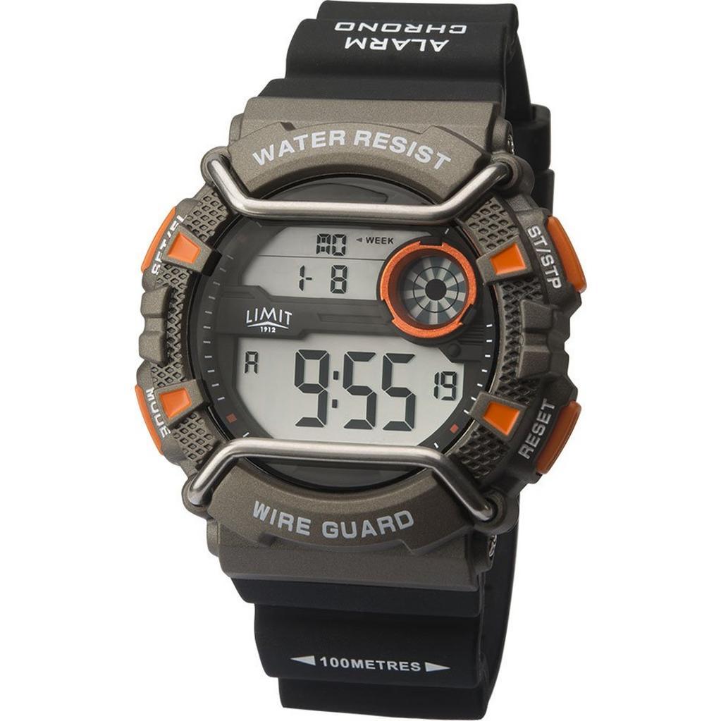 GREY Limit Men's Active Digital Watch image 1