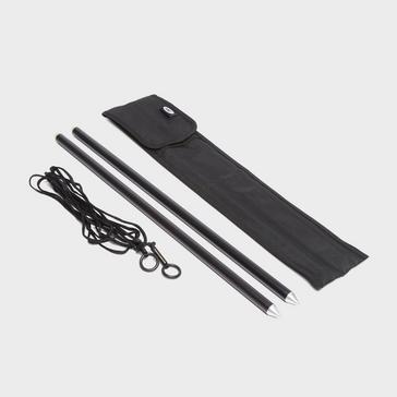 Black NGT Dist Sticks With Glow Tips