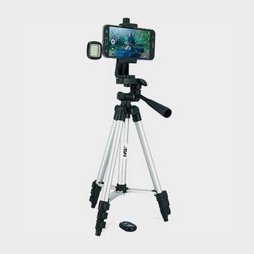 Black NGT Tripod Light And Remote