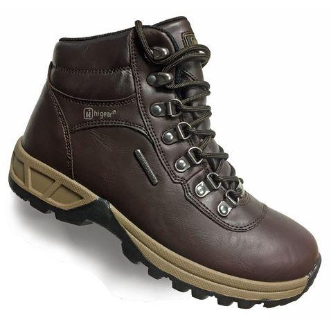 729ce99e7 Brown HI-GEAR Women s Derwent IV Walking Boots ...