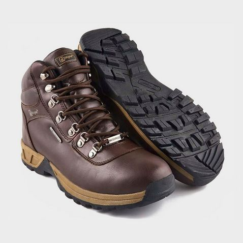 73751af704cc Brown HI-GEAR Men s Derwent IV Walking Boots ...