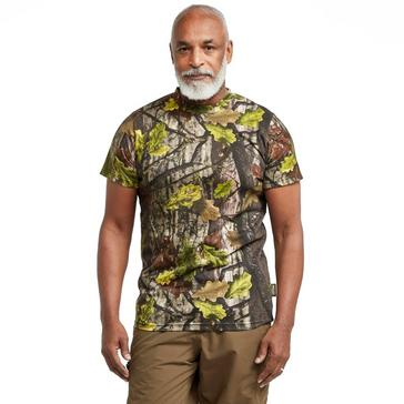 Green Jack Pyke Evo Oak Short Sleeve T-Shirt