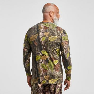 Camouflage Jack Pyke Evo Oak Long Sleeve T-Shirt