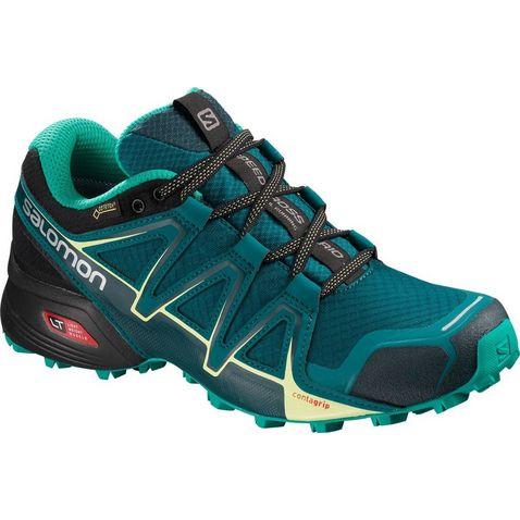 77d345e9f9a4 DEEP LAGOON Salomon Women s Speedcross Vario 2 GTX® Trail Running Shoe