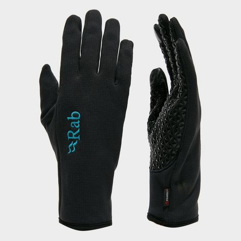 cfb179649a3 Black RAB Men s Phantom Contact Grip Glove