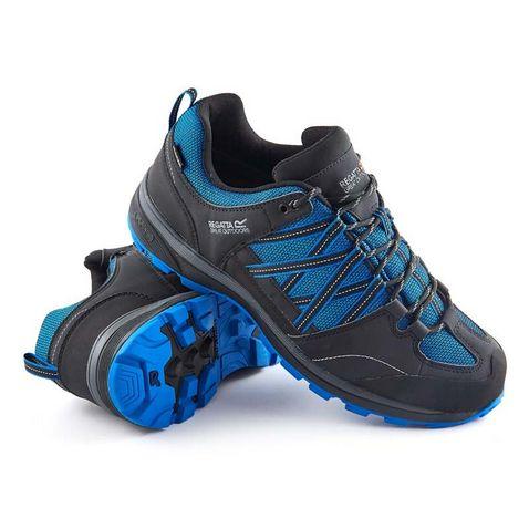 34ff53b62454 OXFORD BLUE-ASH REGATTA Samaris II Low Men s Hiking Shoes ...