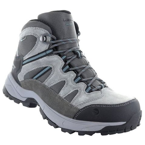 0292ca40aad530 CHARCOAL-GOBLIN HI TEC Men's Bandera Lite Waterproof Walking Boots ...