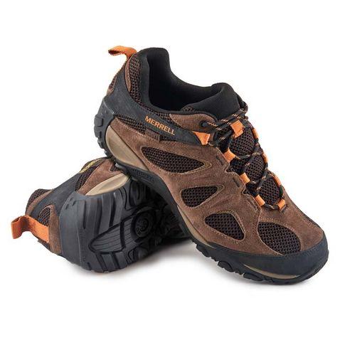 save off 23d81 b98d3 Bracken Merrell Women s Yokota Low WP Walking Shoes ...