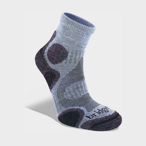 NEW 4 Pairs of Women/'s Merino Wool Sport Hiking Trail Socks Size 9-11 E12-3