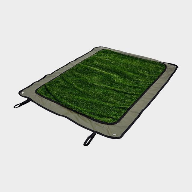 Green Westlake Grass Bivvy Mat L image 1