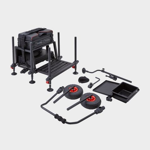 d086e07ac27 Match & Pole Fishing Seat Boxes and Trolleys | GO Outdoors