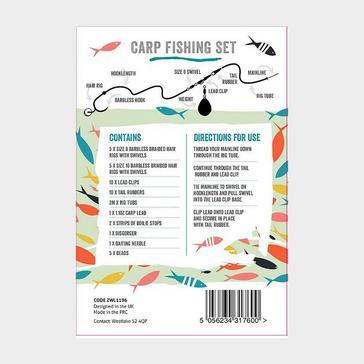 Multi Westlake Ready To Fish Carp Fishing Kit