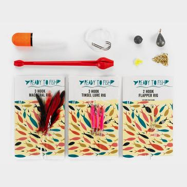 Multi Westlake Ready To Fish Sea Fishing Kit