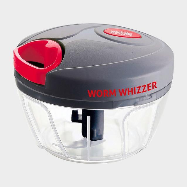 Black Westlake Worm Whizzer image 1