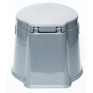 HI-GEAR Portable Camping Toilet