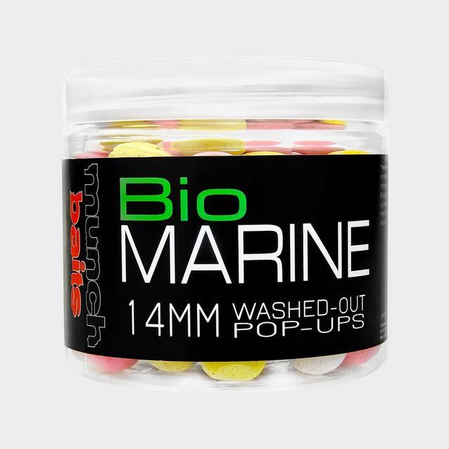 Multi Munch Baits Bio Marine Wshd Out Pop Ups 14mm image 1