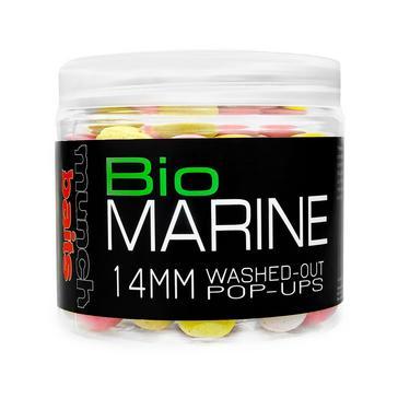 Multi Munch Baits Bio Marine Wshd Out Pop Ups 14mm
