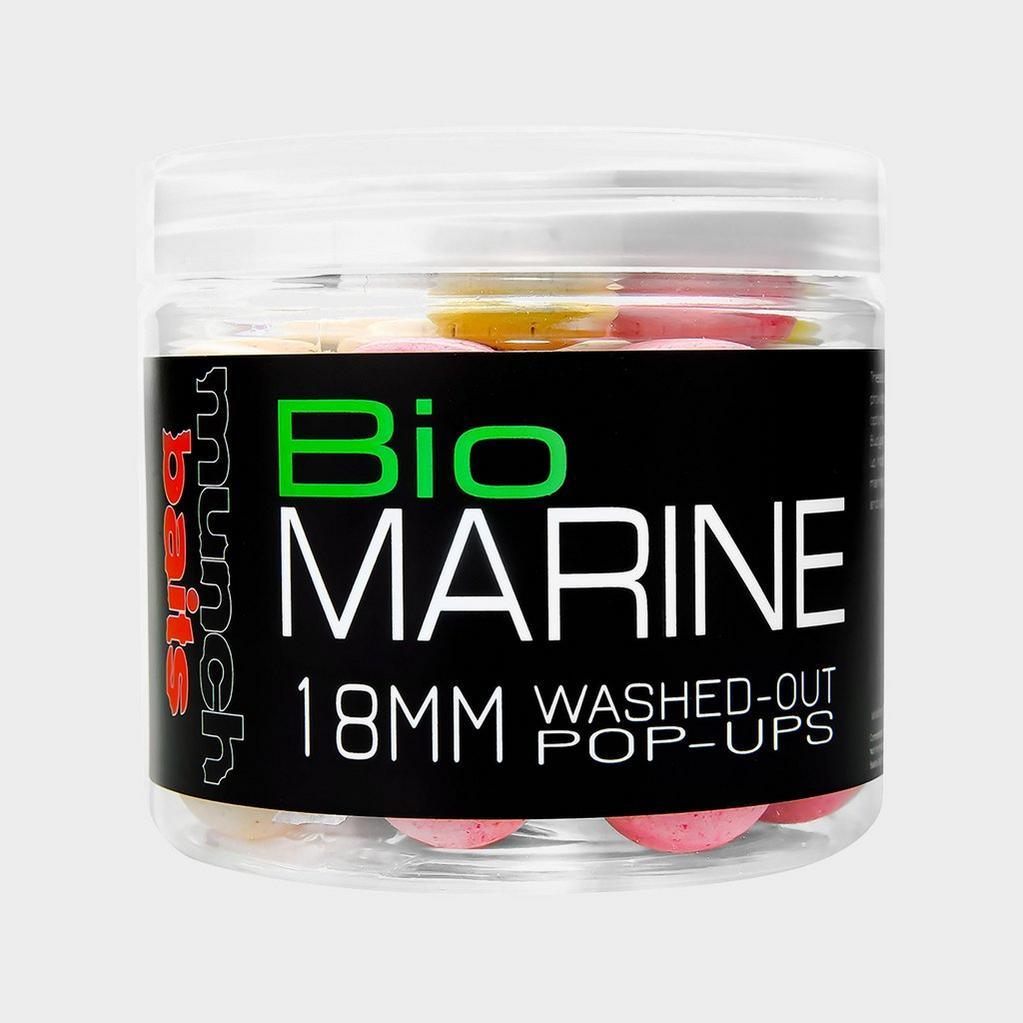 Multi Munch Baits Bio Marine Wshd Out Pop Ups 18mm image 1