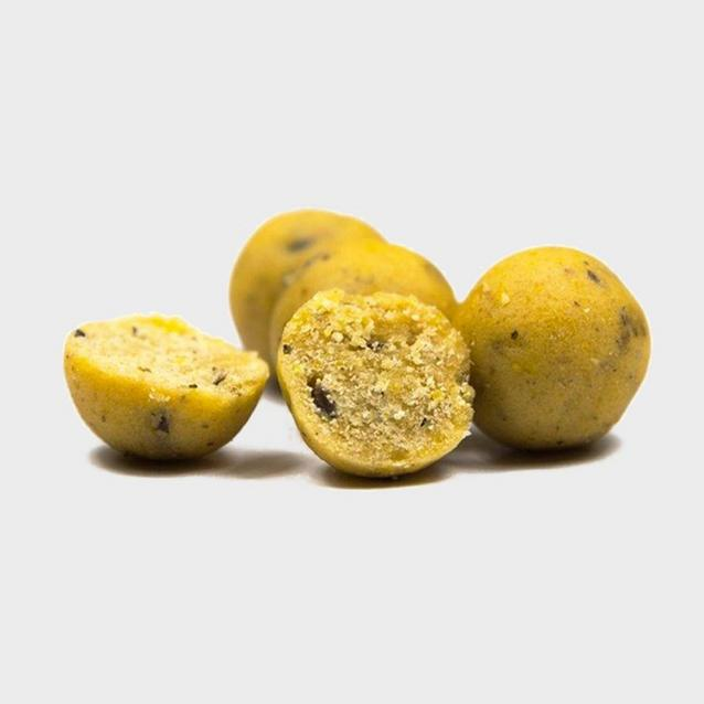 Yellow Munch Baits Cream Seed Boilies 18mm 1kg image 2
