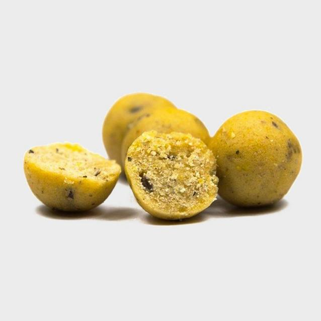 Yellow Munch Baits Cream Seed Boilies 18mm 5kg image 2