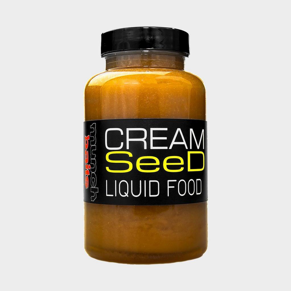 Multi Munch Baits Cream Seed Liquid 250ml image 1