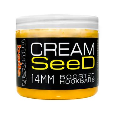 Yellow Munch Baits Cream Seed Boosted Hkbaits 14mm